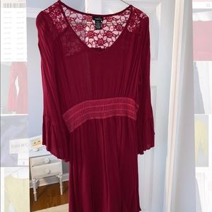 Rue 21 - Quarter Sleeve Dress